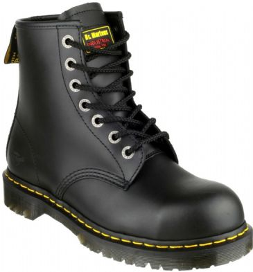 Dr Martens FS64 ICON 7 Eyelet Safety Boots (7B10)